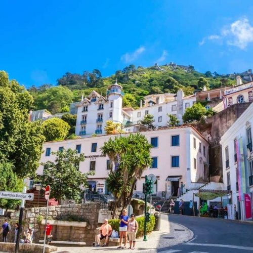 Discover It Tour to Sintra Portugal