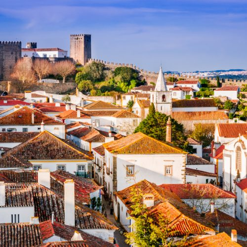 Discover It Tour at Obidos